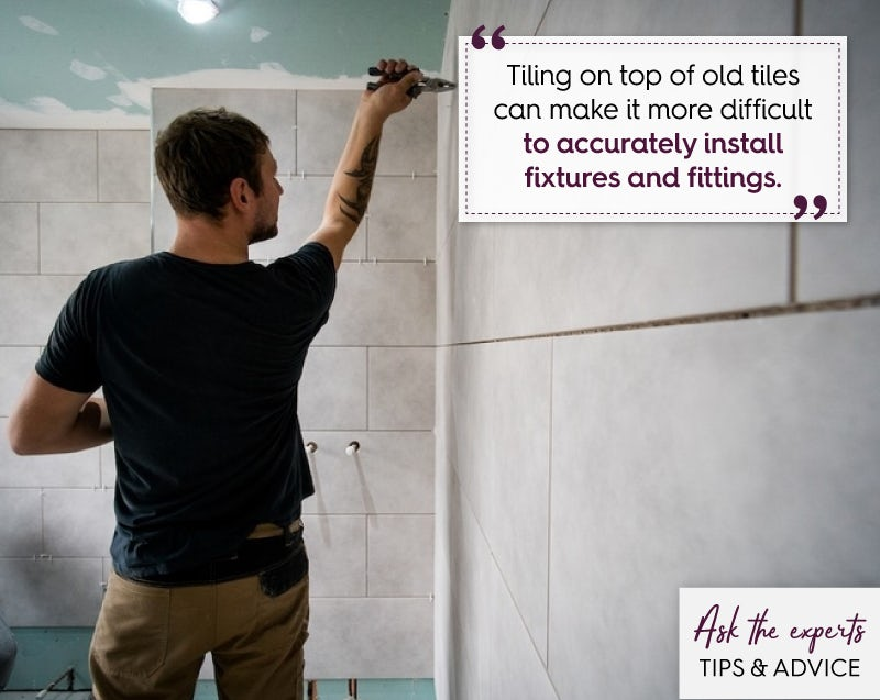 Tiling your bathroom