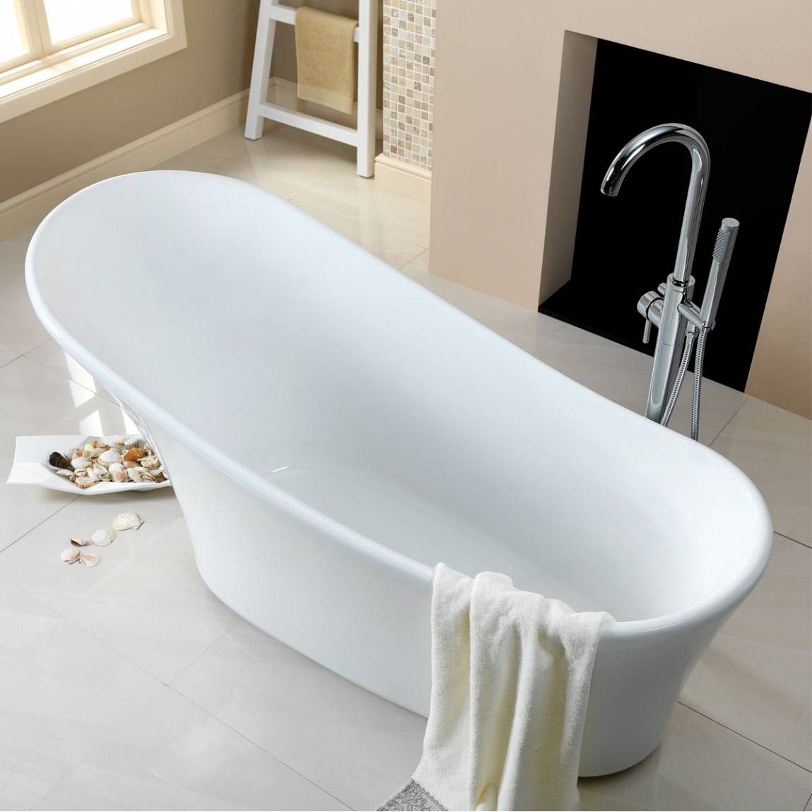 Harding slipper bath