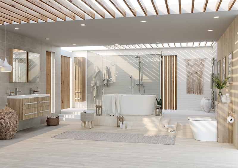Pure Harmony Bathroom