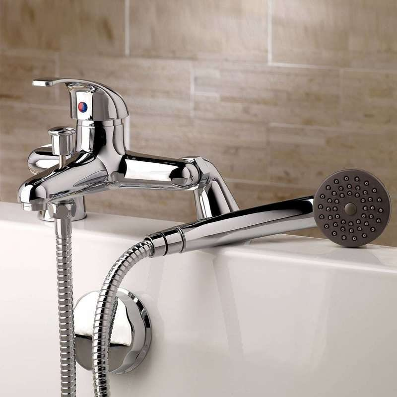 Pulse Single Lever Bath Shower Mixer Tap