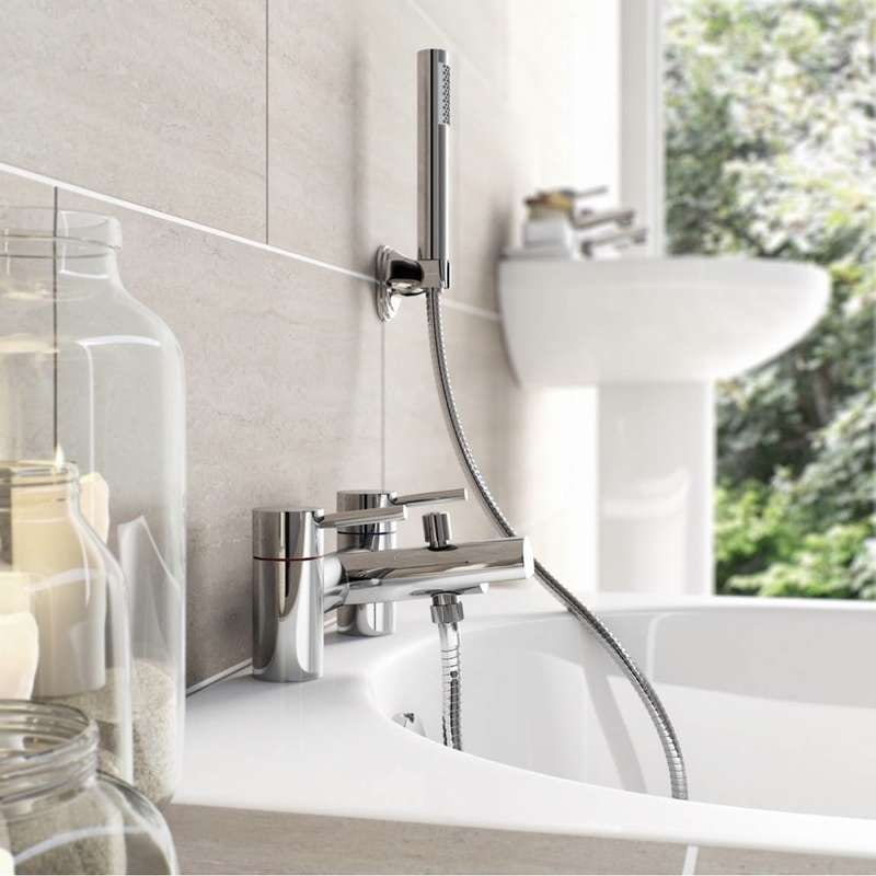 Matrix bath shower mixer tap