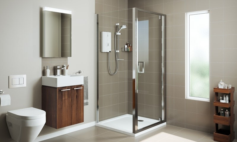 Mira Showers shower enclosures