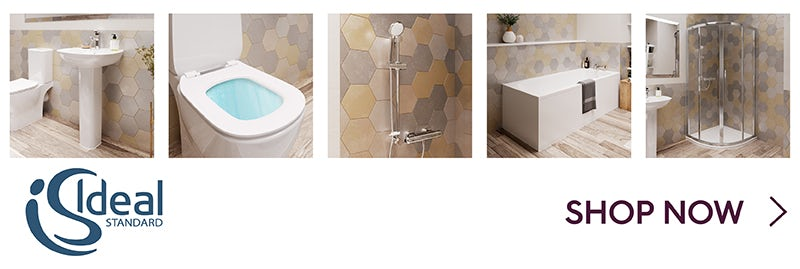 Shop Ideal Standard bathrooms