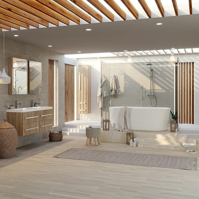Orchard Crescent freestanding bath
