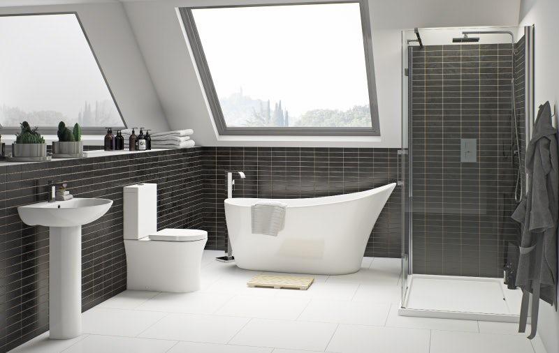 Hardy bathroom collection