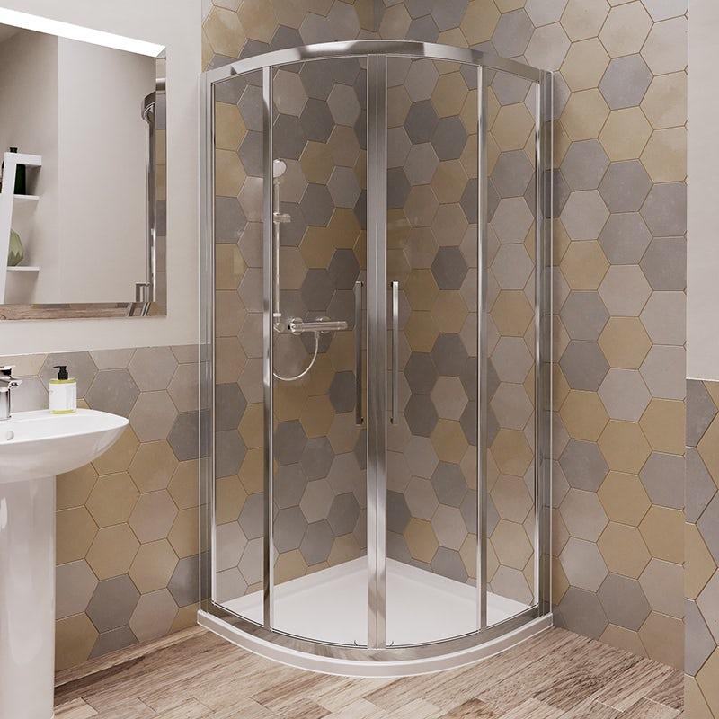 Ideal Standard 6mm shower enclosure