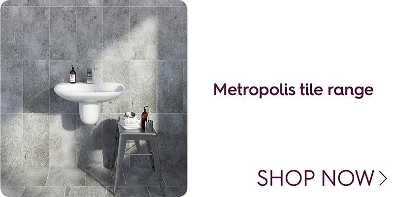 Metropolis tile range