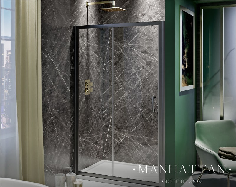Choose luxury with an indulgent shower