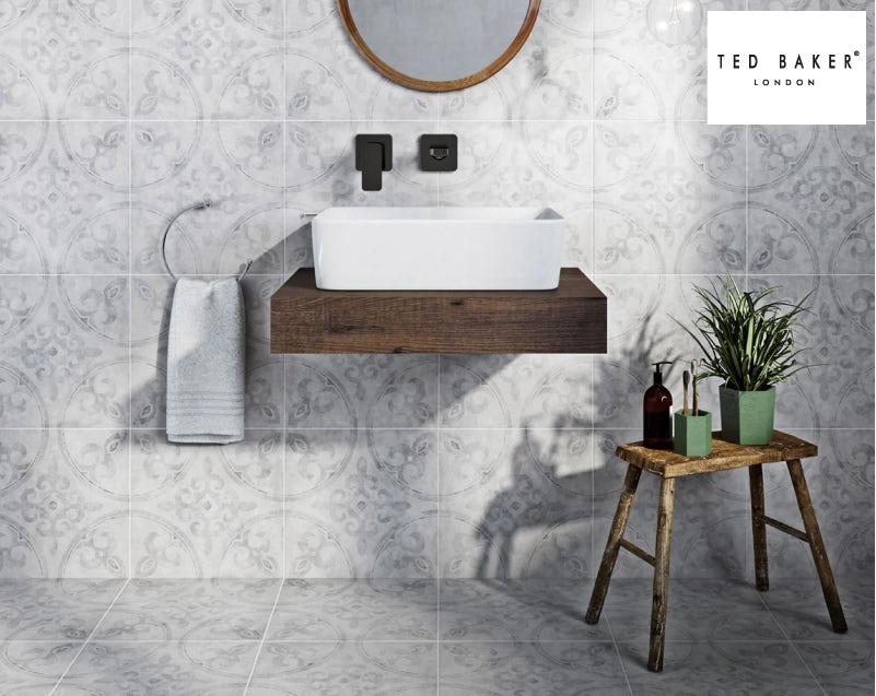 Ted Baker Partridge tiles