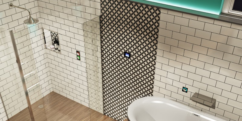 SmarTap lets you customise your bathroom