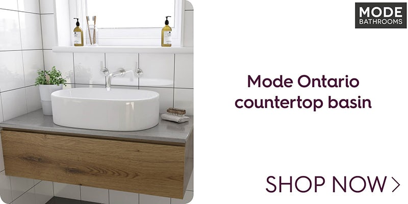 Orchard Ontario countertop basin