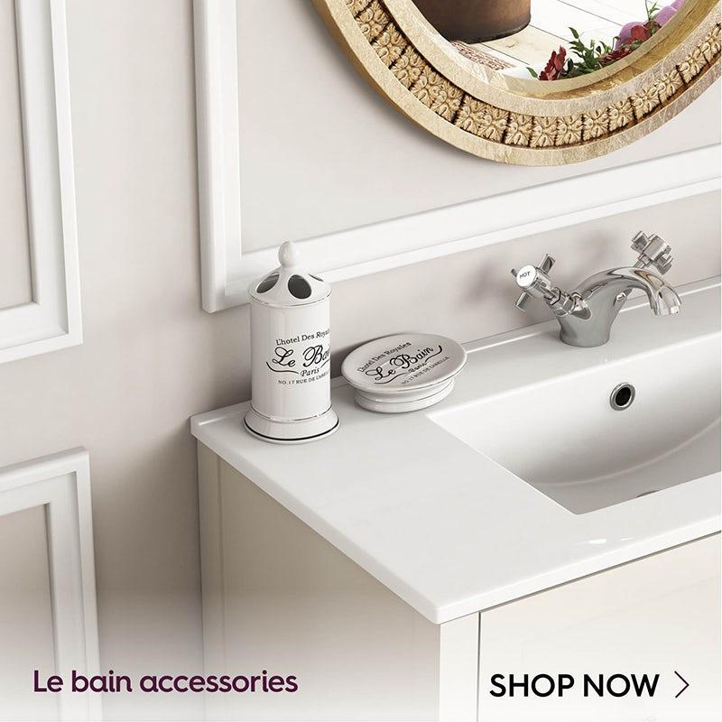 Le Bain accessory range