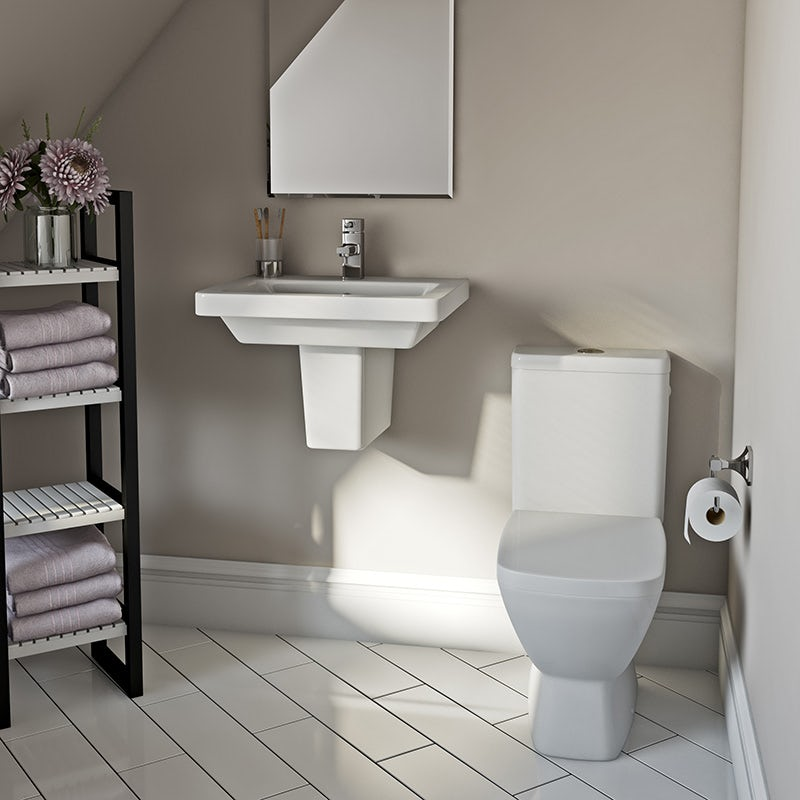 Cooper bathroom suite