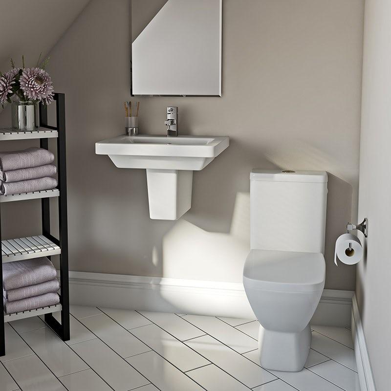 Cooper bathroom suite