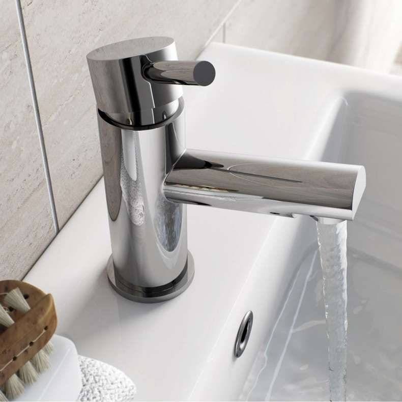 Matrix basin mixer tap