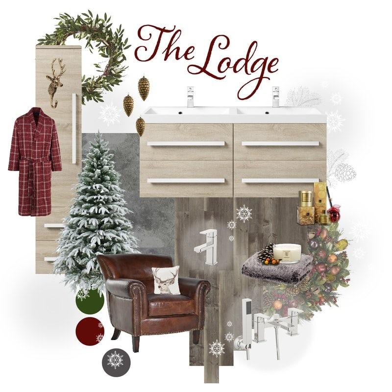The Lodge mood board