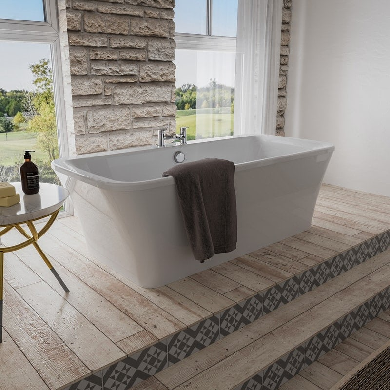 Ideal Standard Concept Air freestanding bath 1700 x 790