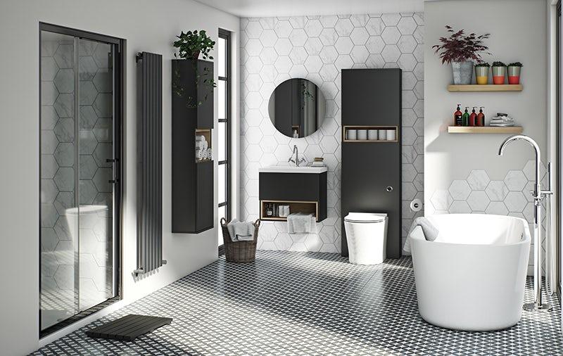 Tate bathroom suite