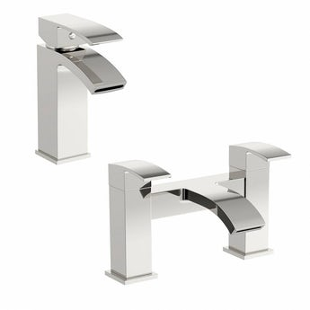 Century basin and bath mixer tap pack