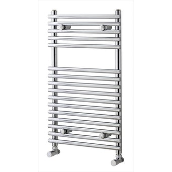 Tubular Heated Towel Rail 750 x 450 Special Offer