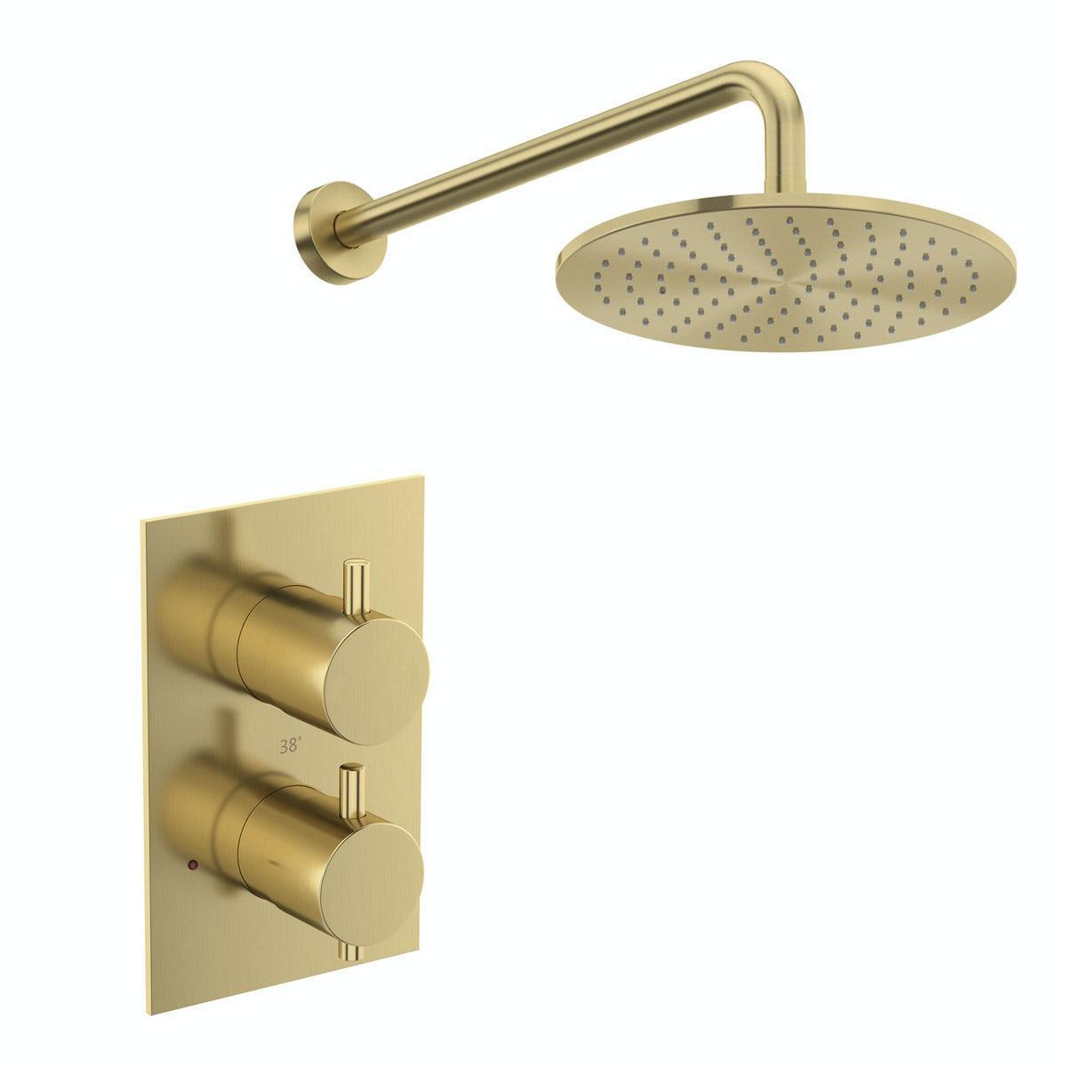 Mother Ideas: Gold Shower Set, Dofaso luxury shower kit bath set ...