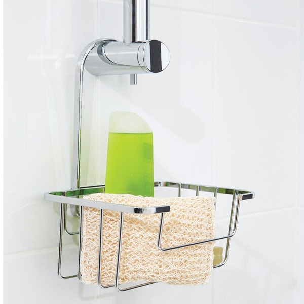 Croydex Hook over shower caddy