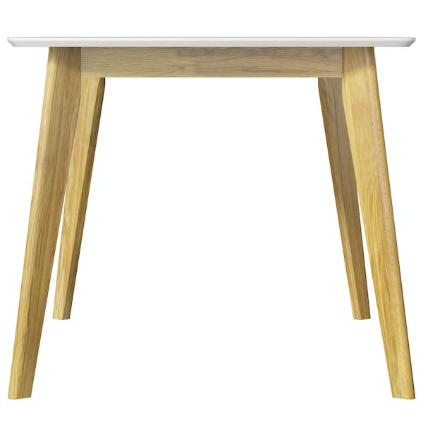 Archer Dining Table with 4x Archer chairs