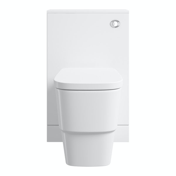 Derwent Back to Wall Toilet Unit