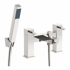 Cubik bath shower mixer tap