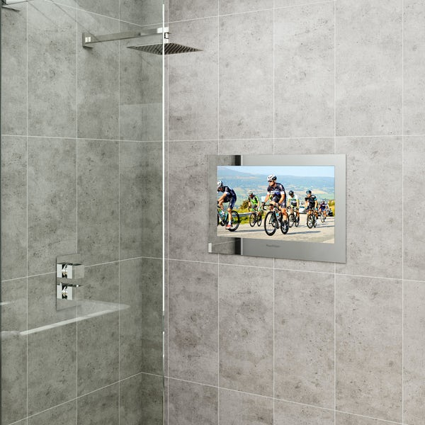 ProofVision 24 inch mirror bathroom TV
