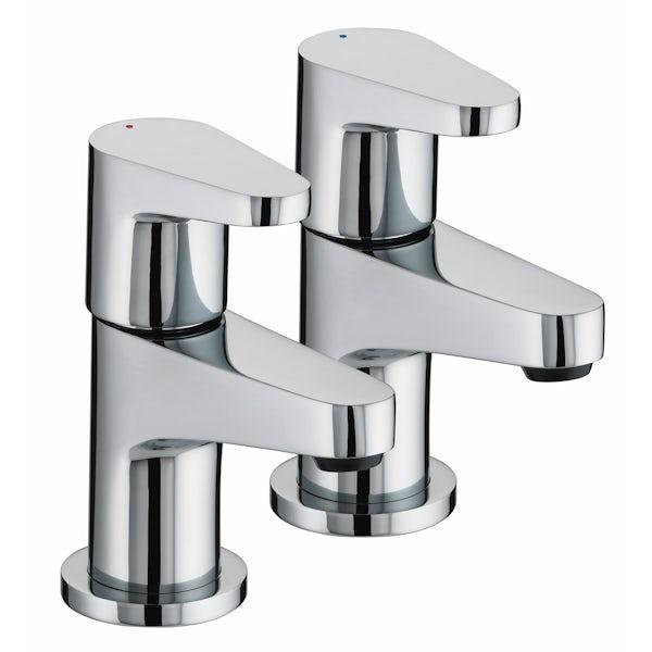 Bristan Quest basin taps