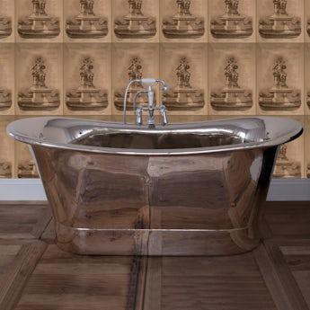 Belle de Louvain Rembrandt nickel bath