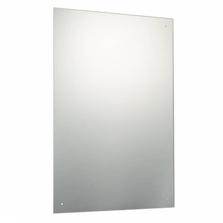 Rectangular Bevelled Edge Drilled Mirror 60x90cm