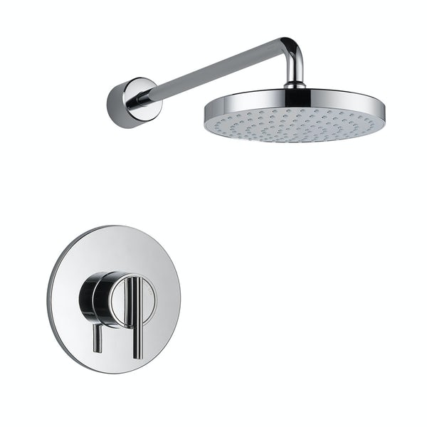 Mira Silver BIR thermostatic mixer shower