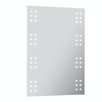 Radiant Rectangular LED mirror