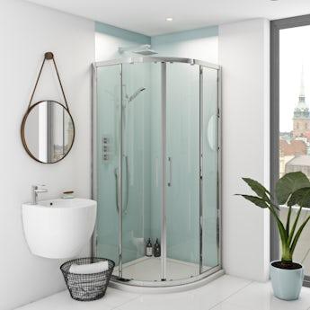 bathroom acrylic wall panels | victoriaplum