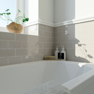 Laura Ashley Artisan cobblestone wall tile 75mm x 150mm
