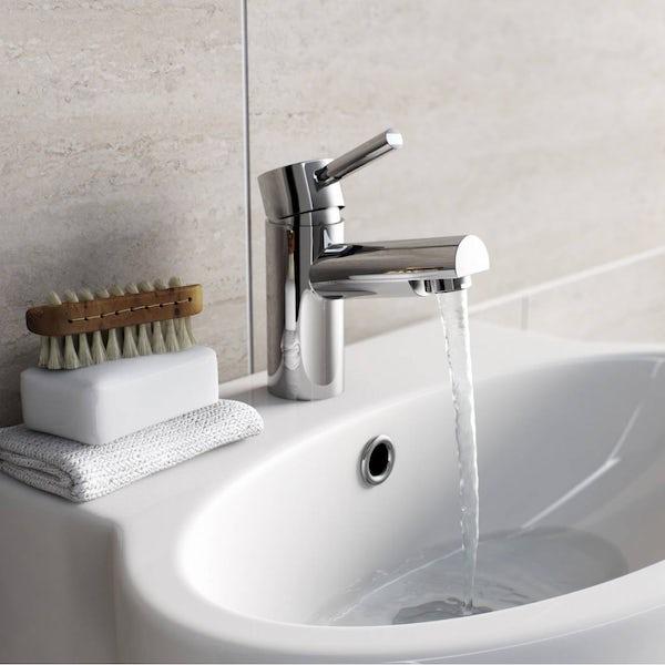 Matrix Cloakroom Basin Mixer