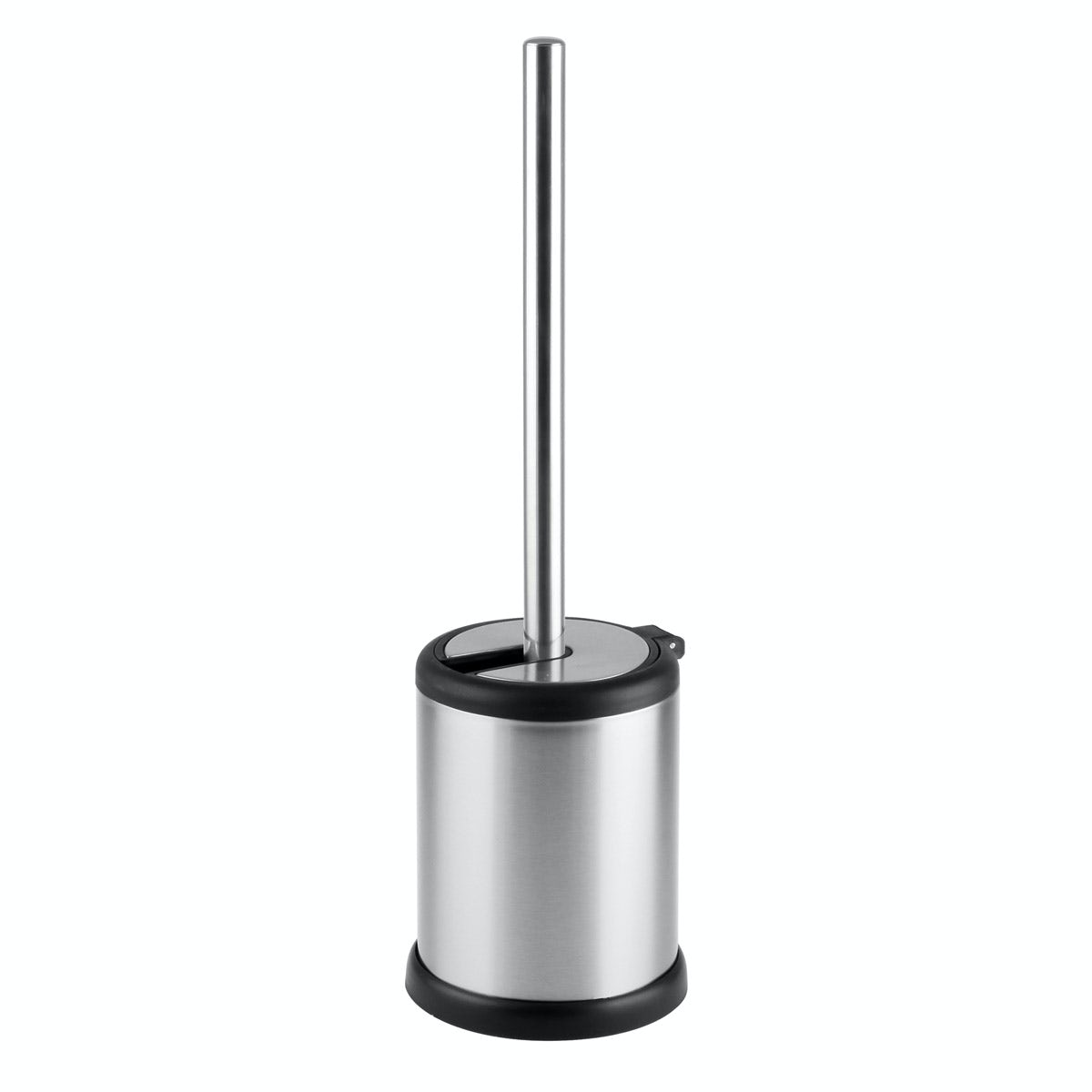 Showerdrape Aero stainless steel satin toilet brush