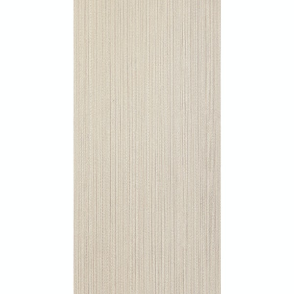 Multipanel Heritage Neutral Twill unlipped shower wall panel 2400 x 1200