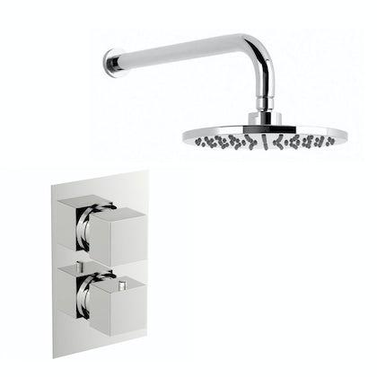 Ellis Thermostatic Shower Set