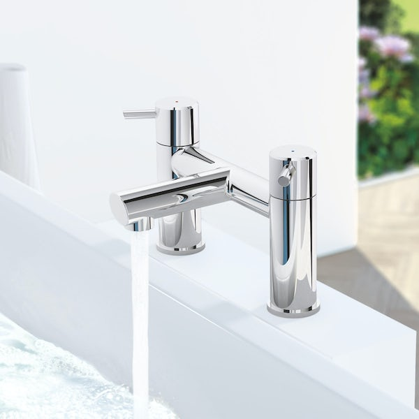 Grohe concetto bath mixer tap - Grohe concetto shower ...