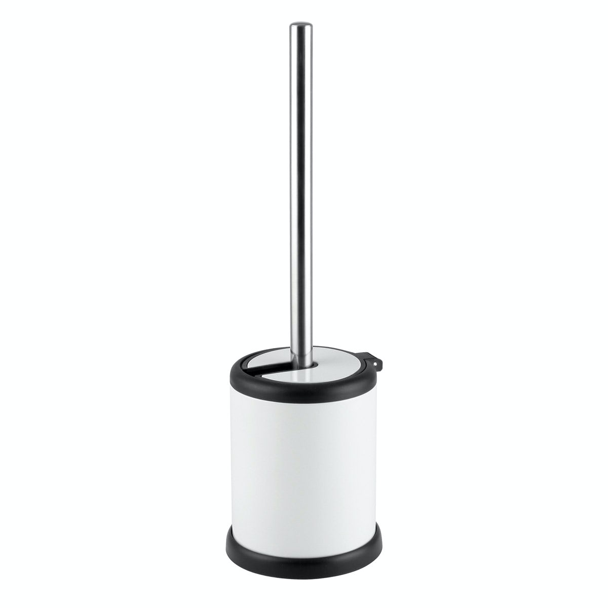 Showerdrape Aero white toilet brush