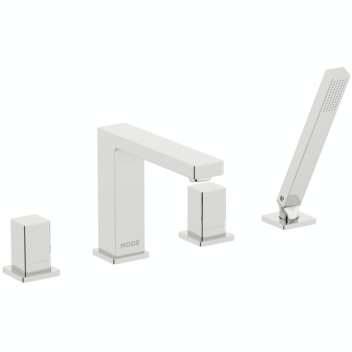 Mode Dixon 4 hole bath shower mixer tap