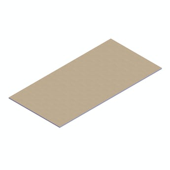 Waterproof tile backer board 10mm pack of 10