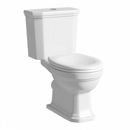 Regency Close Coupled Toilet Inc Seat