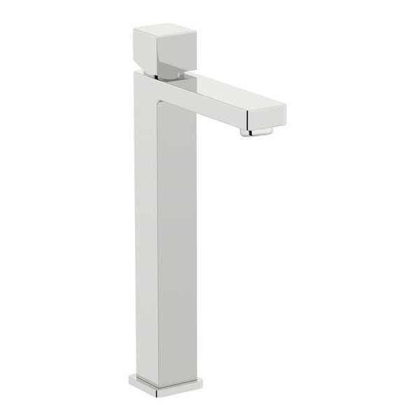 Mode Austin high rise basin mixer tap offer pack
