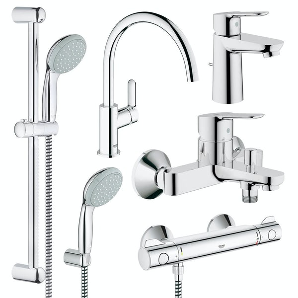 Grohe whole house builder tap and shower set