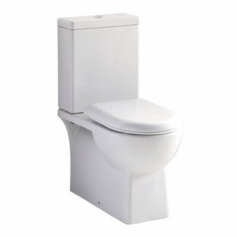 Brent Close Coupled Toilet inc Seat Special Offer