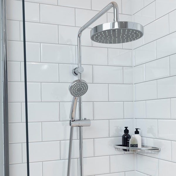 Bristan and Orchard complete shower enclosure suite 1200 x 800